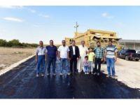 Ceylanpınar kırsalındaki yollar 19 yıl sonra asfaltlandı