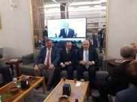 Zonguldak'ın sorunlarını Başbakan Yıldırım'a ilettiler