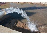 Pelitalan'a saniyede 8 litre su