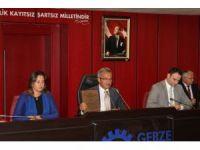 Gebze Belediyesi Ekim ayı meclisi tamamlandı