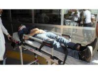 Şanlıurfa trafik kazası: 1 yaralı
