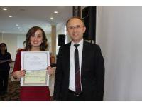 Üreme sağlığı eğitimine katılan sağlıkçılara törenle sertifikaları verildi