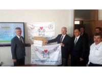 Tuzlukçu'da tüm okullar beyaz bayrak sertifikalı oldu