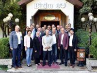 Salihli ulaşımında birlik ve beraberlik toplantısı