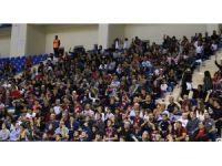 Biletlere yoğun ilgi Eskişehir Basket yönetimini sevindirdi