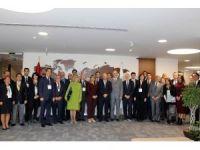 Portekiz'deki Türk yatırımcılar Dışişleri Bakanı Silva ile İstanbul'da buluştu