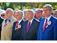 Başkan Eşkinat, Astsubaylar Günü törenine katıldı