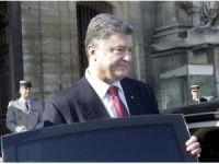Ukrayna Cumhurbaşkanı Poroşenko'dan 'dokunulmazlıkların kaldırılması' talebi