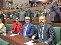 Başkan Yılmaz AK Parti Grup toplantısına katıldı
