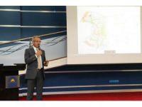 Başkan Köşker mahalle sakinlerine 2B çalışmalarını anlattı