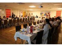 Doktorlara Hasta Kan Yönetimi Projesi anlatıldı