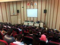 """Kilis'te """"Kadına Yönelik Şiddet"""" konulu konferans"""