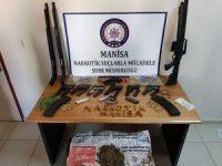 Manisa polisi uyuşturucuya göz açtırmadı