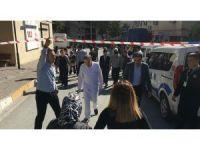 Okmeydanı Eğitim ve Araştırma Hastanesinde bomba paniği