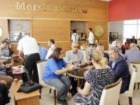 Mersin Barosu'ndan avukatlara aşure ikramı
