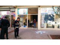 Gaziantep'te oksijen tüpü patladı: 2 yaralı