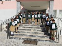 Beyazıt İlköğretim Okulu'nda anlamlı etkinlik