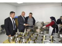 Tekkeköy'den her gün 120 aileye sıcak yemek