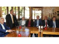 Denizli İl Genel Meclisinin 2011-2014 yılı üyeleri bir araya geldi