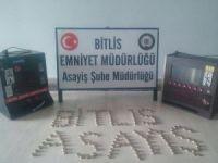 Bitlis'te 'Kumar' operasyonu