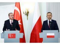 """Cumhurbaşkanı Erdoğan:  """"Biz minderden kaçan olmayacağız. Onların kararını bekliyoruz"""""""