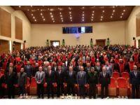 AÇÜ'de akademik yılın açılış töreni düzenlendi