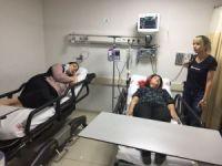 Mersin'deki bombalı saldırıda yaralananların tedavisi sürüyor