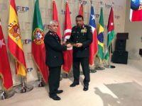 FIEP Dönem Başkanlığını, Jandarma Genel Komutanlığı devraldı