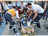 Milas'ta otopark kavgası kanlı bitti: 1 ölü