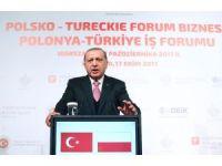 """Cumhurbaşkanı Erdoğan: """"Ticaret hacmimizi 10 milyar dolara çıkarmalıyız"""""""
