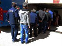 Elazığ'daki FETÖ operasyonunda 6 şüpheli tutuklandı