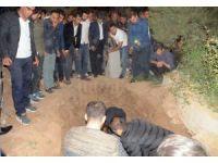 Maden ocağındaki göçükte hayatını kaybeden işçi defnedildi