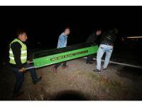 Minibüs takla attı: 1 ölü