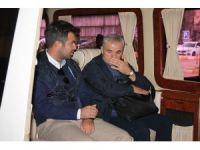 Rıza Çalımbay Trabzon'a geldi