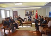 """Gürkan: """"Birlikte hizmet üretiyoruz"""""""