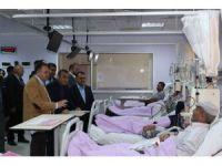 Tunceli Devlet  Hastanesine 13 diyaliz yatağı alındı