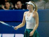 Sharapova ilk turda elendi