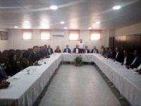 Tarım Platformu toplantısı Vali Tekinarslan başkanlığında yapıldı