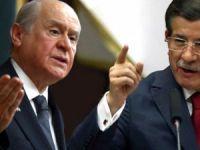 """Davutoğlu'ndan Bahçeli'ye 10 Maddelik Yanıt! İsim Vermeden """"Hadsiz"""" Dedi"""