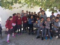 Kırkağaç'ta öğrenciler sağlıklı besleniyor
