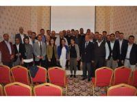 Büro Memur-Sen Mardin İl Divan toplantısı yapıldı