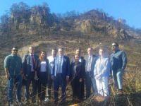 İzmir Barosundan yanan orman için kampanya