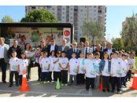 Bursa'da Okul Sporları Şenliği