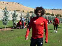 E. Yeni Malatyasporlu Sadio Diallo'dan 'uyum problemi' itirafı