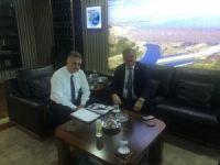 Çaturoğlu, DSİ Genel Müdürü ile görüştü