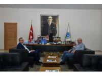 Başkan Albayrak, Başsavcı Murat Yiğiter'i ağırladı