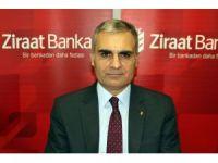 Ziraat Bankası Elazığ Bölge Yöneticisi Oktay Karademir: