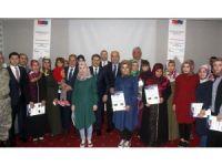"""""""Kınalı Eller Bakıra Can Verdi Projesi""""nin kapanışı gerçekleştirildi"""