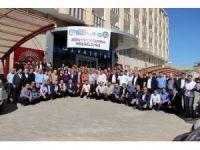 HAK-İŞ Konfederasyonu Genel Başkanı Mahmut Arslan eğitim programında üyelerle buluştu
