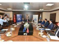 DOĞAKA 79. Yönetim Kurulu Toplantısı İskenderun'da yapıldı